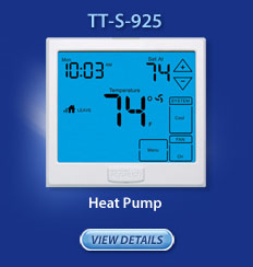 Heat Pump Touchscree - TT-S-925