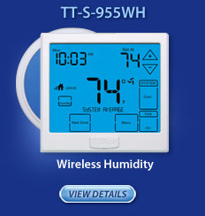 Wireless Humidity - TT-S-955WH